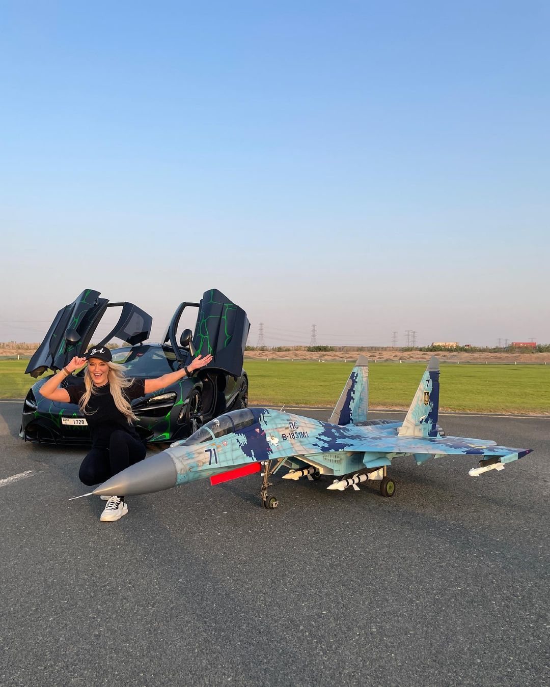 Replica RC Jet Fighter vs. Me  who wins???  vid out soon  #rcplanes # – Alexandra Mary – supercar blondie