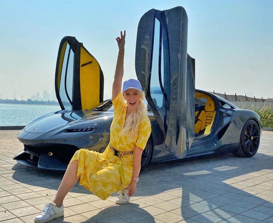 One of my favourite cars of 2020  Video now live with the world's firs – Alexandra Mary – supercar blondie 📰